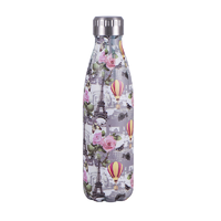 HYDRATION 500ML VACUUM BOTTLE - PARIS