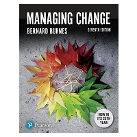 MANAGING CHANGE 2ND EDITION