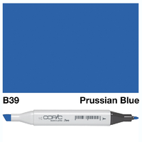 COPIC MARKER - PRUSSIAN BLUE