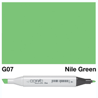 COPIC MARKER -NILE GREEN - G07