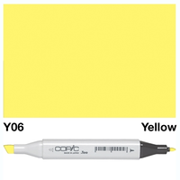 COPIC MARKER - YELLOW