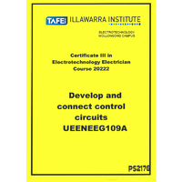 DEVELOP & CONNECT CONTROL CIRCUITS