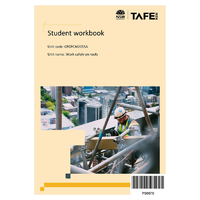 WORK SAFELY ON ROOF'S - STUDENT NOTE PACK